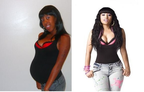 Nicki Minaj: Before She Was Famous Pt. 2. by Chris Franco